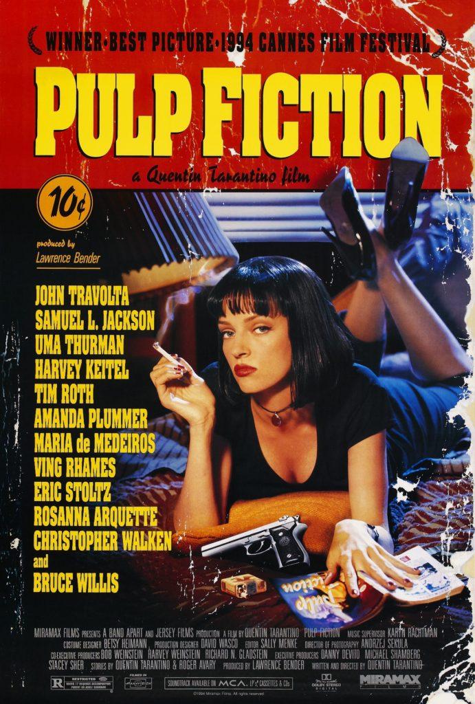 Pulp Fiction netflix danmark