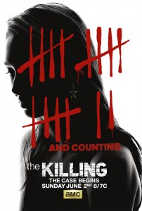 the killing netflix danmark