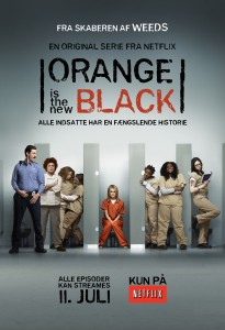 orange new black saeson 2 netflix danmark