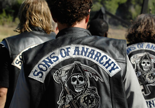 sons of anarchy netflix dk