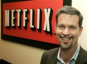 Reed Hastings netflix dk