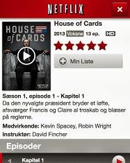 Netflix app iphone ipad dk