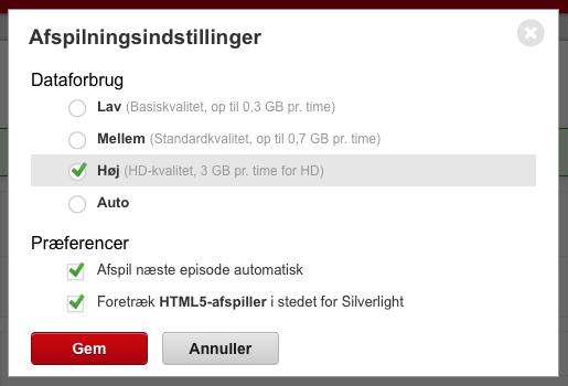 netflix auto afspilning dk