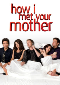 how i met your mother serie netflix