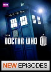 doctor who netflix