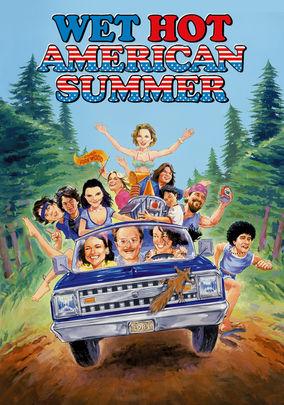 Wet Hot American Summer netflix dk serie