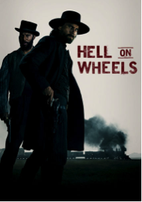 hell on wheels sæon 2 3 netflix