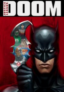 justice league doom netflix danmark