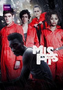 misfits sæson 5 netflix