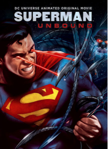superman tegnefilm unbound netflix