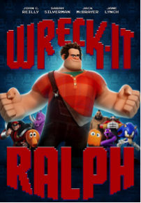 wreck it ralph netflix animation film