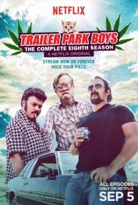 trailer park boys serier sæson 8 netflix