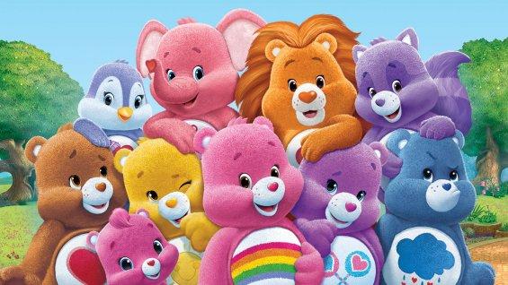 care bears cousins serie netflix dk