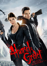 hansel gretel with hunters netflix