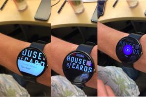 android wear netflix dk