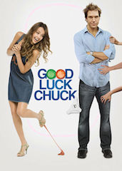 good luck chuck film netflix