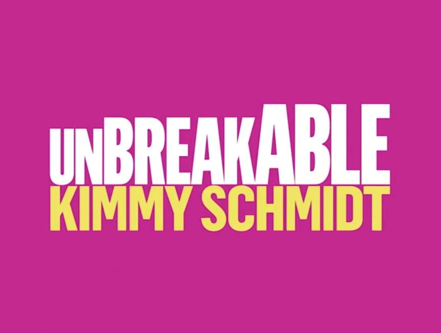 unbreakable kimmy schmidt netflix serie