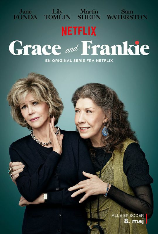 grace frankie komedie netflix