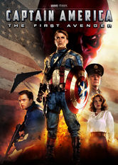 captain america first avenger netflix