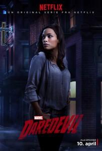 Rosario Dawson / Claire Temple