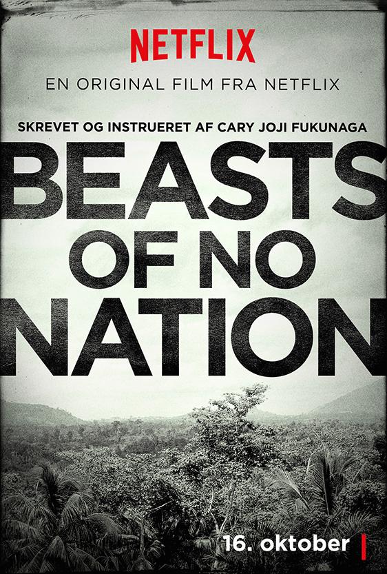 Beast of no nation netflix dk film