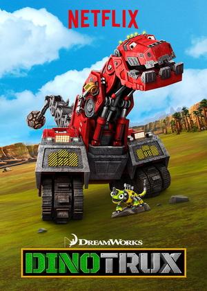 Dinotrux_netflix serie