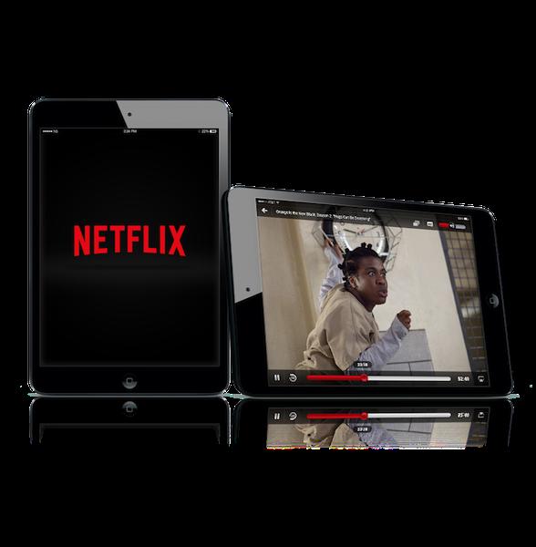 ipad iphone netflix
