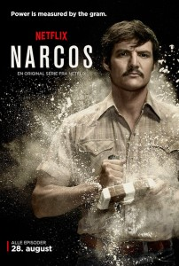 narcos sæson 2 netflix