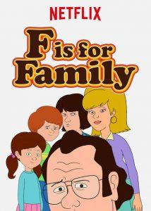 f is for family sæson 2 netflix