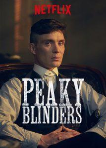 peaky blinders sæson 2 danmark netflix