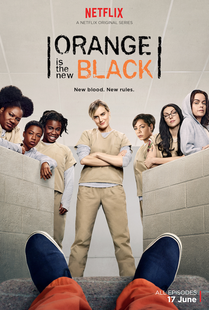 orange is the new black sæson 4 netflix danmark
