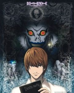 death note anime manga netflix