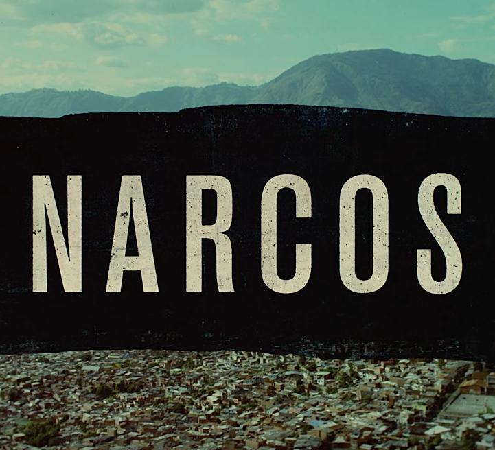 narcos sæson 2 trailer netflix