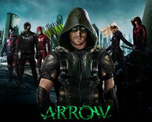 arrow sæson 3 netflix danmark