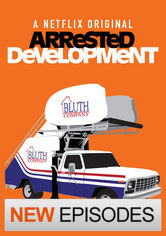 arrested development netflix danmark
