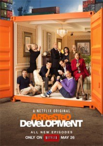netflix arrested development 4 danmark