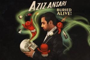 aziz ansari buried alive netflix dk