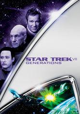 Se Star Trek VII: Generations på Netflix