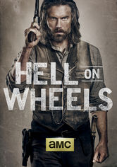 hell on wheels netflix dk