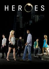 Se Heroes på Netflix