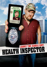 Se Larry the Cable Guy: Health Inspector på Netflix