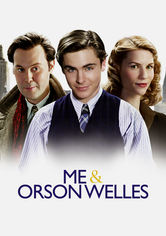 Se Me and Orson Welles på Netflix