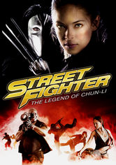 Se Street Fighter: The Legend of Chun-Li på Netflix