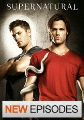 Se Supernatural på Netflix