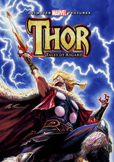 Se Thor: Tales of Asgard på Netflix