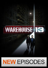 Se Warehouse 13 på Netflix