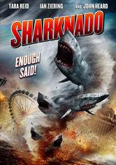Se Sharknado på Netflix
