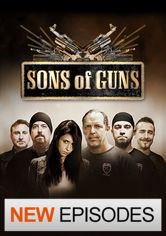 Se Sons of Guns på Netflix