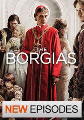 Se The Borgias på Netflix