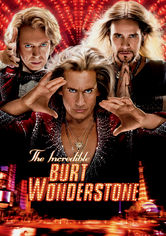 Se The Incredible Burt Wonderstone på Netflix